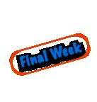 Final Week Sign 2